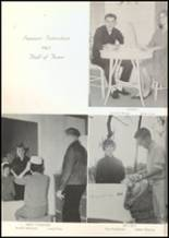 1963 Honey Grove High School Yearbook Page 24 & 25