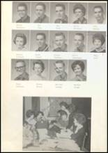1963 Honey Grove High School Yearbook Page 30 & 31