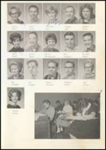 1963 Honey Grove High School Yearbook Page 34 & 35