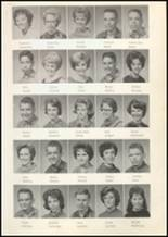1963 Honey Grove High School Yearbook Page 38 & 39