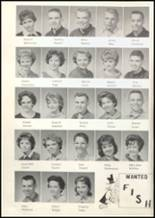 1963 Honey Grove High School Yearbook Page 40 & 41