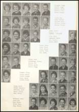 1963 Honey Grove High School Yearbook Page 46 & 47