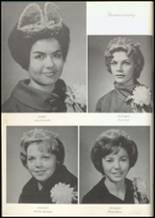 1963 Honey Grove High School Yearbook Page 64 & 65