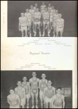 1963 Honey Grove High School Yearbook Page 82 & 83