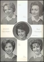 1963 Honey Grove High School Yearbook Page 84 & 85