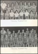 1963 Honey Grove High School Yearbook Page 92 & 93