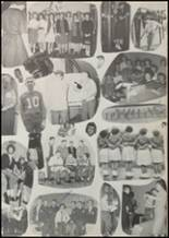 1963 Honey Grove High School Yearbook Page 100 & 101