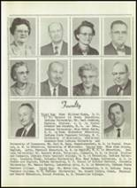 1963 New Harmony High School Yearbook Page 10 & 11