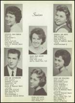 1963 New Harmony High School Yearbook Page 14 & 15