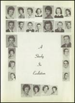 1963 New Harmony High School Yearbook Page 58 & 59