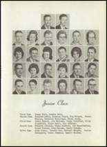 1963 New Harmony High School Yearbook Page 66 & 67