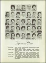 1963 New Harmony High School Yearbook Page 68 & 69