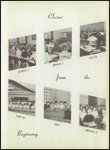 1963 New Harmony High School Yearbook Page 72 & 73