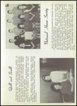 1963 New Harmony High School Yearbook Page 78 & 79
