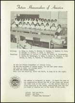 1963 New Harmony High School Yearbook Page 80 & 81