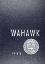 1963 Yearbook West High School