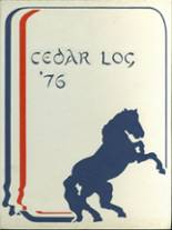 1976 Yearbook Cedar Cliff High School