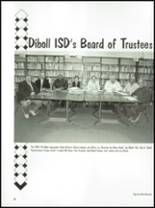 1996 Diboll High School Yearbook Page 14 & 15