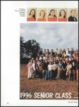1996 Diboll High School Yearbook Page 28 & 29