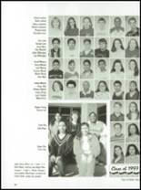 1996 Diboll High School Yearbook Page 38 & 39