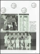 1996 Diboll High School Yearbook Page 58 & 59