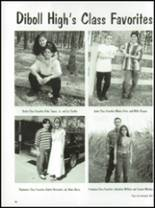 1996 Diboll High School Yearbook Page 100 & 101