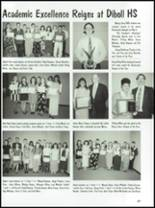 1996 Diboll High School Yearbook Page 110 & 111
