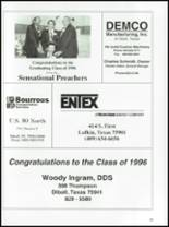 1996 Diboll High School Yearbook Page 120 & 121