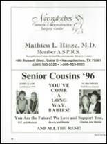 1996 Diboll High School Yearbook Page 122 & 123