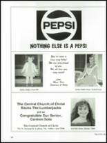 1996 Diboll High School Yearbook Page 138 & 139
