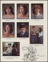 1983 Inola High School Yearbook Page 16 & 17