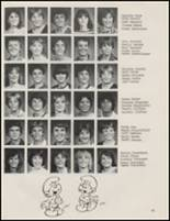 1983 Inola High School Yearbook Page 44 & 45