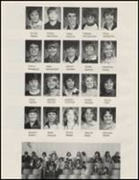 1983 Inola High School Yearbook Page 54 & 55