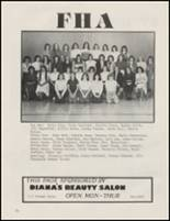 1983 Inola High School Yearbook Page 80 & 81