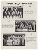 1983 Inola High School Yearbook Page 110 & 111