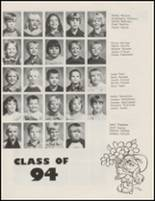 1983 Inola High School Yearbook Page 128 & 129