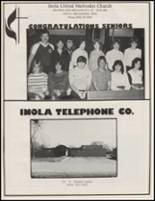 1983 Inola High School Yearbook Page 138 & 139