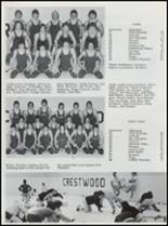 1979 Crestwood High School Yearbook Page 100 & 101