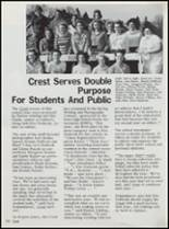 1979 Crestwood High School Yearbook Page 126 & 127