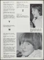 1979 Crestwood High School Yearbook Page 142 & 143