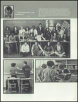 1977 Mt. Eden High School Yearbook Page 100 & 101