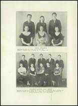 1936 Harmony High School Yearbook Page 26 & 27