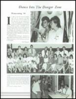 1987 Wauconda High School Yearbook Page 14 & 15