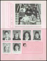 1987 Wauconda High School Yearbook Page 16 & 17