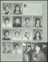 1987 Wauconda High School Yearbook Page 18 & 19