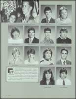 1987 Wauconda High School Yearbook Page 24 & 25