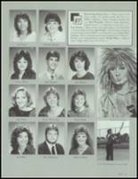 1987 Wauconda High School Yearbook Page 28 & 29