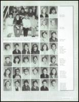 1987 Wauconda High School Yearbook Page 34 & 35