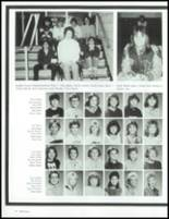 1987 Wauconda High School Yearbook Page 44 & 45