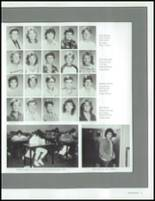 1987 Wauconda High School Yearbook Page 54 & 55
